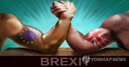 EU·영국, 브렉시트 탈퇴 협정 합의 임박 (PG)
