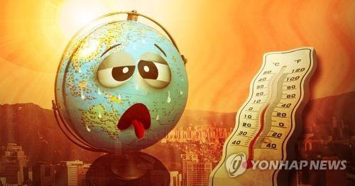 지구촌 폭염으로 몸살 (PG)