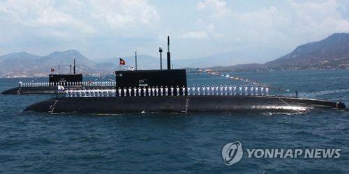 필리핀의 러시아제 잠수함 도입추진 놓고 미-러 신경전
