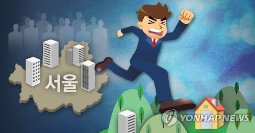 청ㆍ중년층 '서울 엑소더스'로 경기도 유입인구 증가