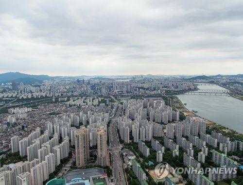 서울의 아파트들