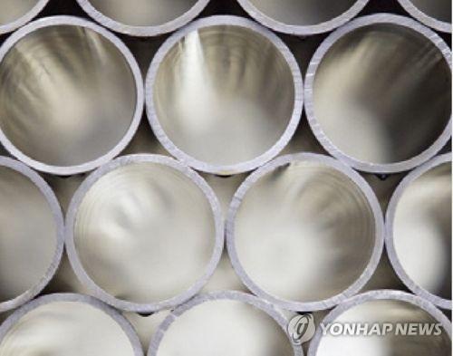 미국, 넥스틸 강관에 75% 반덤핑관세… 예비판정보다 29%P↑