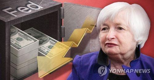 Fed 옐런 자산 축소 제안 (PG)