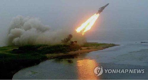 러시아 극초음속 미사일 지르콘