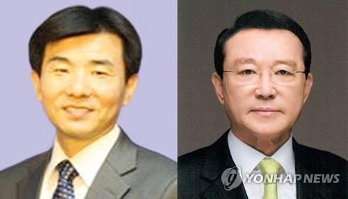 허욱(왼쪽), 표철수 방송통신위원