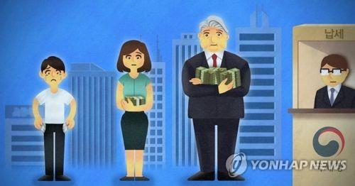 연봉 6억원이면 소득세 510만원 더 낸다