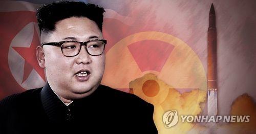 북한 미사일·핵실험 (PG)