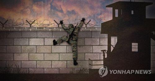 군부대 탈영 (PG) [연합뉴스 DB]