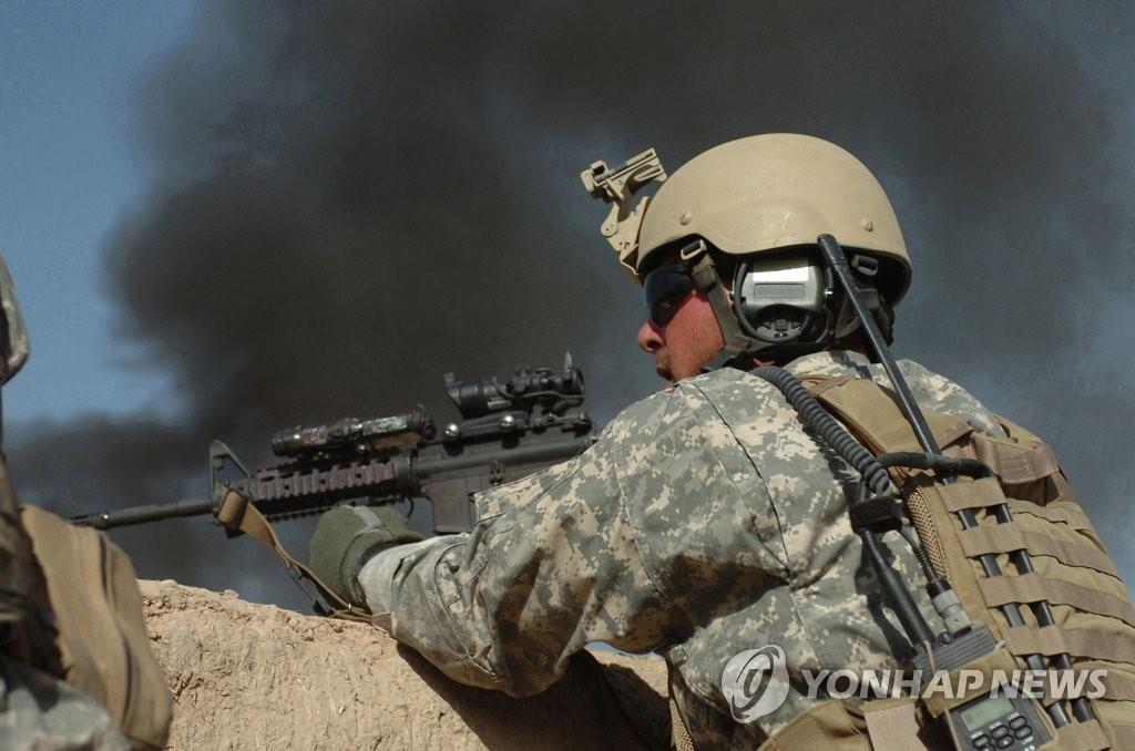 아프가니스탄에서 전투 중인 미 육군 특전단원[위키미디어 제공]