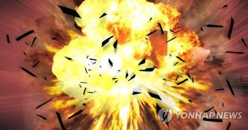 안동대 실험실서 폐산 폭발…대학원생 화상