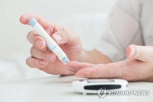 당뇨병 혈당체크   [게티이미지뱅크 제공]