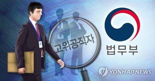 고위공직자비리수사처(공수처)  [제작 이태호] 사진합성, 일러스트