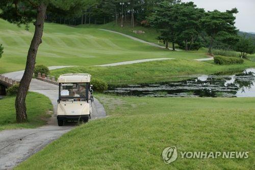 올해 3천542만명이 골프 쳤다… 김영란법에도 2.2% 증가