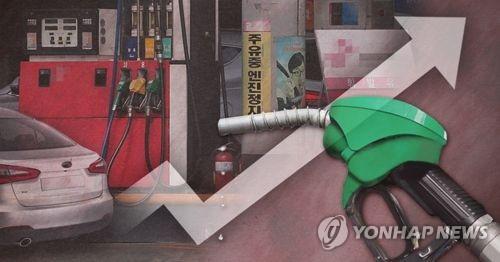 기름값 상승 (PG)  [제작 최자윤, 이태호]