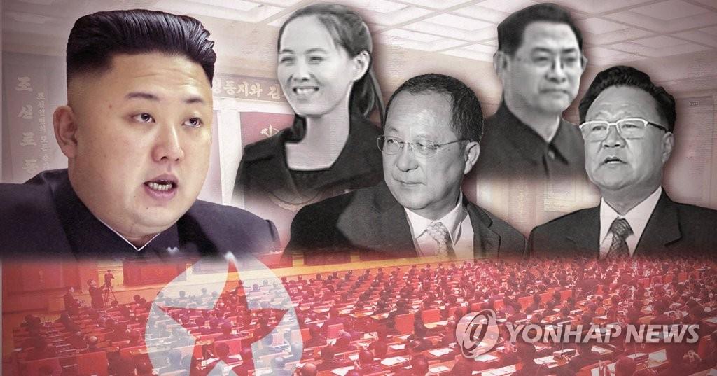 북한 당 중앙위원회 제7기제2차 전원회의, 김여정 초고속 승진 (PG)