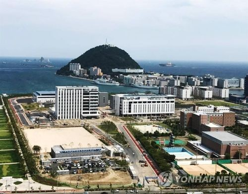 한국해양과학기술원 부산 신청사