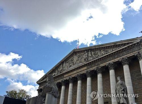 프랑스 국회(하원) 의사당