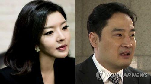 '소송취하서 위조 혐의' 강용석, 혐의 모두 부인
