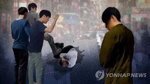 김해서 10대 학생들 후배 집단 구타하고 영상 공유…경찰 조사