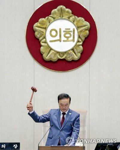 민주당이 주도권 잡은 원주시의회…의장 선출 높은 관심