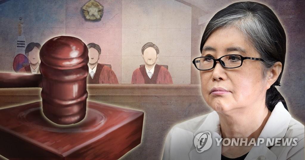검찰 '국정농단 정점' 최순실 징역 25년 구형…벌금 등 1천262억