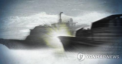 선박 충돌 소형선박-소형선박 (PG)