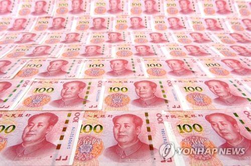 중국 지방정부 자금조달기관 신용도 하락