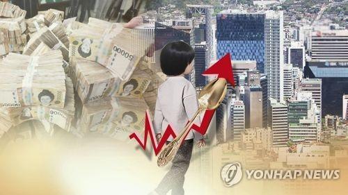 금수저(CG)  [연합뉴스TV 제공]