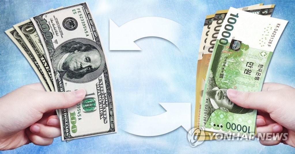 원-달러 환전 (PG)