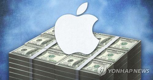 애플 수익ㆍ매출 (PG)