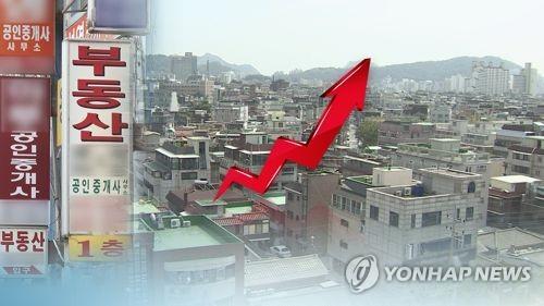 서울 주택매매 거래량 상승 (CG)