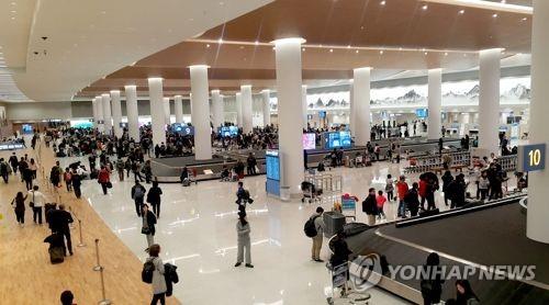 인천공항 2터미널 개장 200일…누적 국제여객 1천만명 돌파