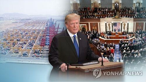 철강관세 꺼내든 트럼프… 중국 과녁 때리기에 애꿎은 한국도 유탄