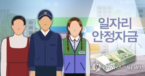 """일자리 안정자금 신청 150만명 돌파…""""올해 지원대상의 64%"""""""