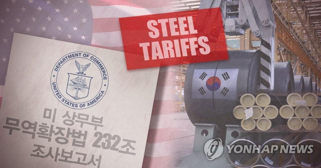 미국 상무부, 무역확장법 232조 조사보고서 (PG)