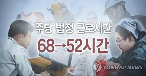 근로기준법 개정안 통과 (PG) [제작 조혜인] 일러스트