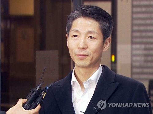이명박 전 대통령 사위 이상주 변호사