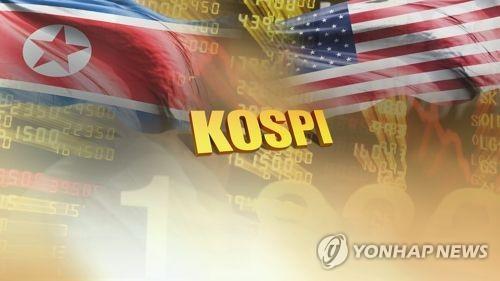 코스피 (CG) [연합뉴스TV 제공]