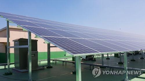 경기교육청, 학교 태양광발전 잉여전력 되판다