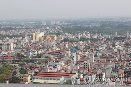 베트남 수도 하노이 전경 [연합뉴스 자료 사진]