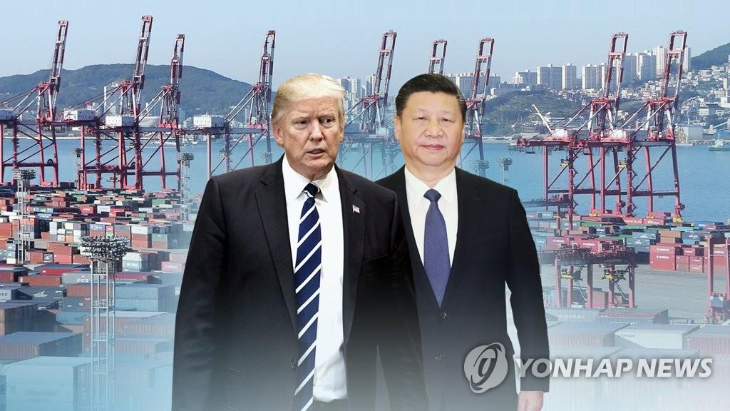 """트럼프에 손 내민 시진핑…""""개방•수입확대로 무역역조 시정"""" (CG)"""