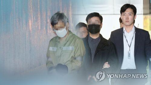 특검 앞둔 '드루킹' 혐의 추가…서유기도 함께 재판(CG)