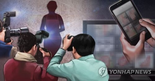 """'피팅모델 사진 유포' 20대 긴급체포…""""재유포만 했다"""""""
