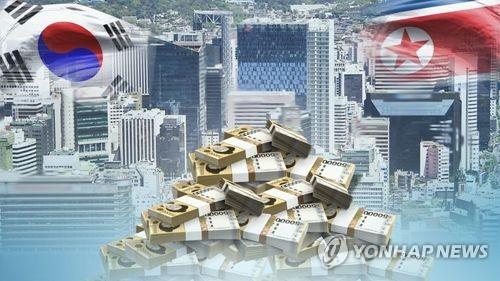 커지는 경협기대(CG) [연합뉴스TV 제공]
