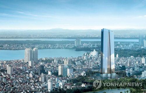 하노이 한국 호텔들, 북미정상회담 특수 기대로 '함박웃음'