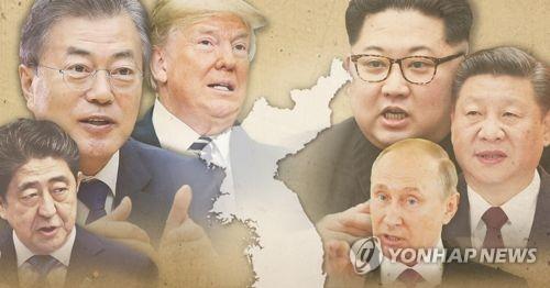 새해 한반도 외교전 막 올랐다…북미·남북정상회담 이어질듯