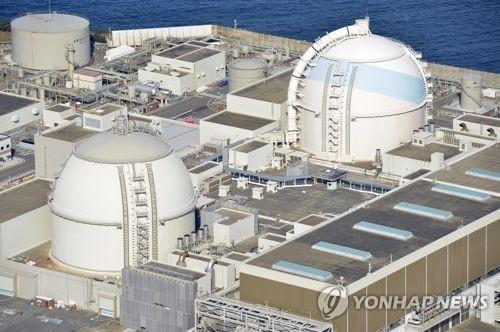 日, 가동중단 원전 또 재가동…후쿠시마 사고 후 9기째