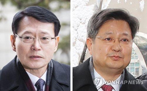 '노조활동 개입' 김장겸·안광한 MBC 전 사장 징역형 집유