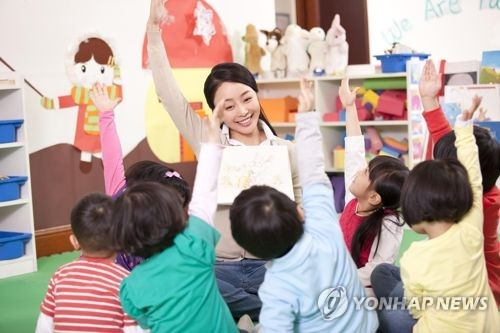 어린이집 교사 휴게시간 보장 위해 보조교사 6천명 채용