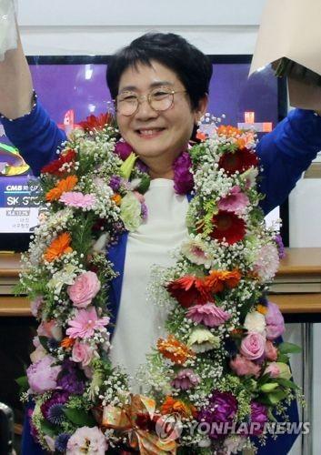 박정현 대덕구청장 당선인